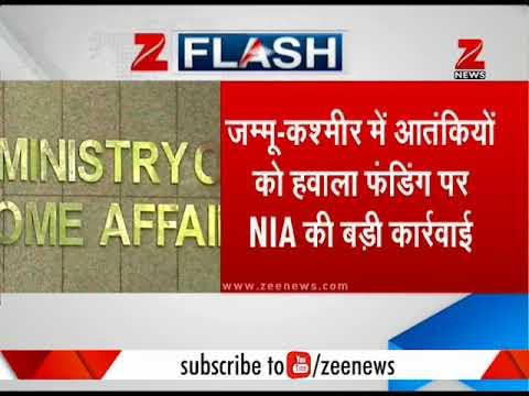 Hurriyat funding probe: NIA conducts raids at 12 locations in Srinagar