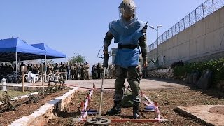 UNIFIL: Raising Mine Awareness In Lebanon