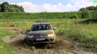 Mitsubishi L200 in Action - Music Video
