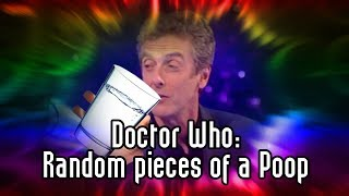 Gambar cover Doctor Who YTP: Random pieces of a poop