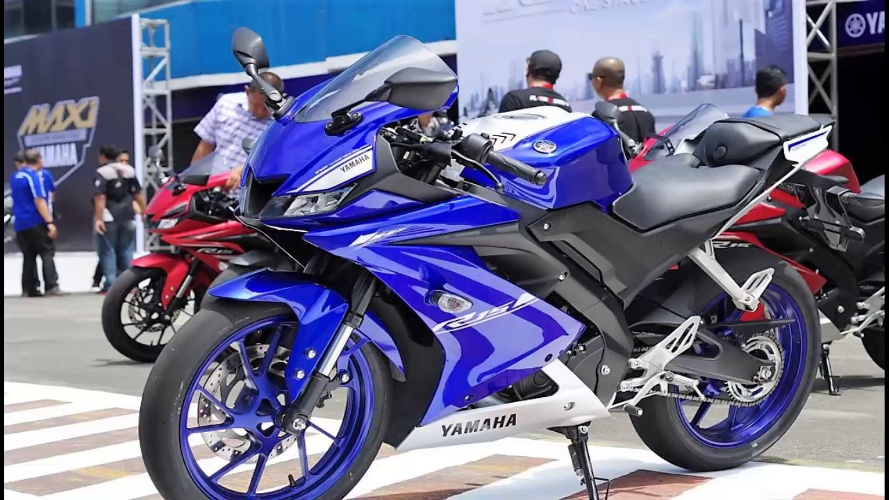 Yamaha R15 V3 Outlook Specification Hd Youtube