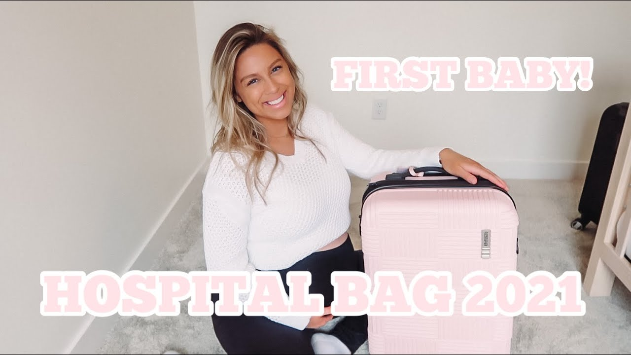 WHAT'S IN MY HOSPITAL BAG!