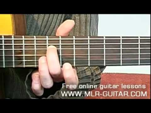 How To Play Fragile On Guitar 2 Of 6 Youtube