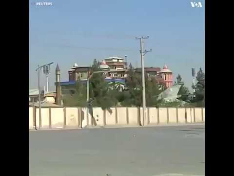 Afghanistan television station attackby bomb