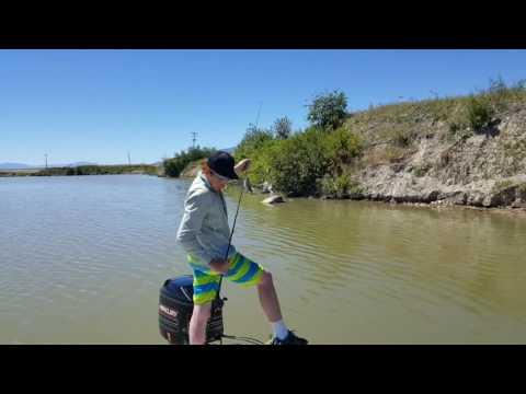 Fishing Cutler Reservoir UT Channel Catfish, Bass, Carp