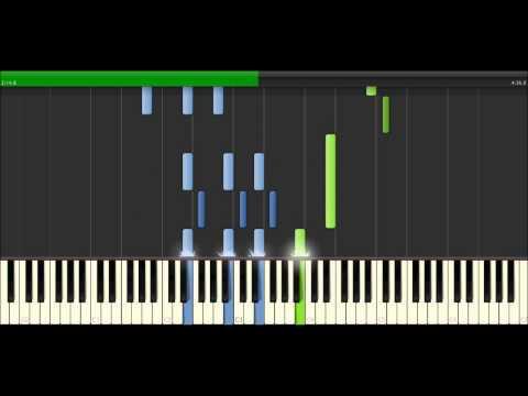 Lady Gaga - Summerboy Piano (Synthesia)