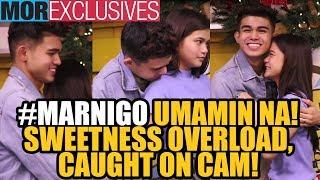 Maris at Inigo, umamin na! Sweetness overload, caught on cam!