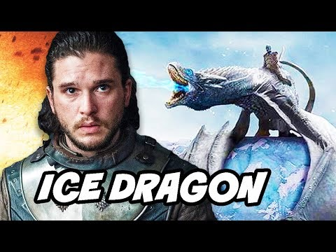 Game Of Thrones Season 8 Truth About Night King and Viserion Revealed