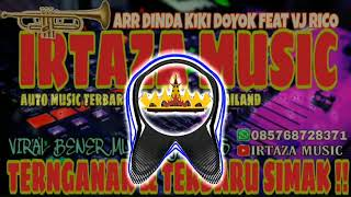 IRTAZA MUSIC TERBARU - SPESIAL ARR DINDA KIKI DOYOK LIVE TALANG SETAN