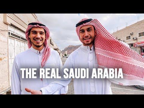 Visiting The REAL SAUDI ARABIA