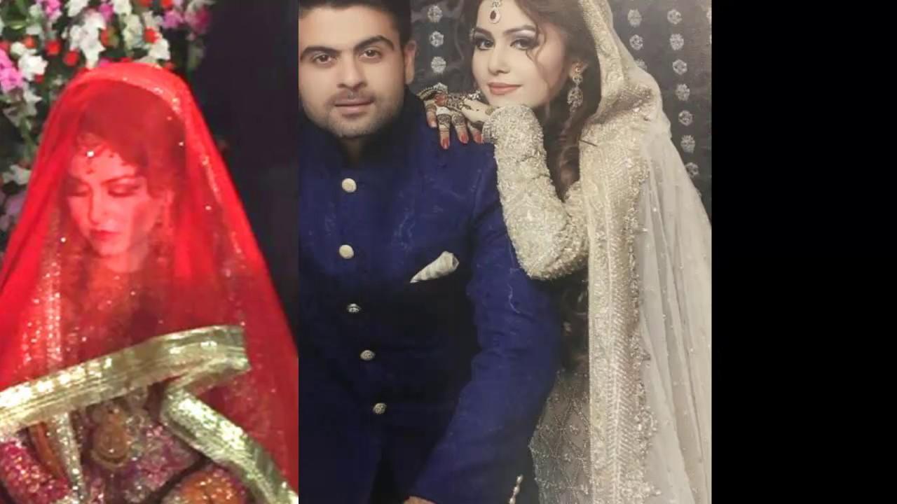 Ahmad Shahzad With His Wife Sana