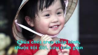 Lm. Xuân Hy Vọng - Thánh Ca Lòng Thương Xót Chúa 4  Nhạc beat/karaoke