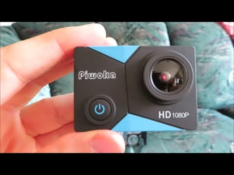Review - Piwoka Action Camera (Cheap Action Camera)
