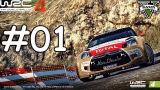 WRC 4 - Gameplay ITA - Carriera - Let