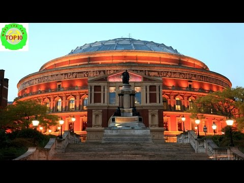 10 Most Attractive Concert Halls in the World