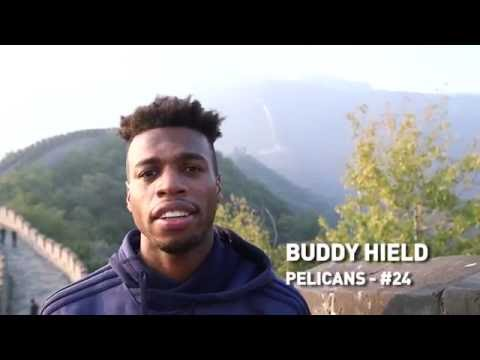 All-Access: Rockets and Pelicans Go To China