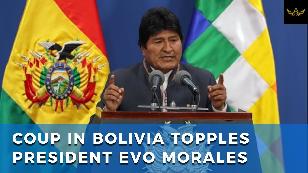 Image result for evo morales disposed in a coup,