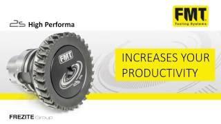FMT  2S High Performance Face Milling Cutter  EN