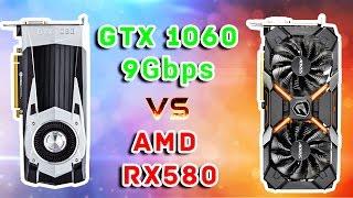GTX 1060 9Gbps vs RX 580. БОЛЬШОЕ ТЕСТИРОВАНИЕ