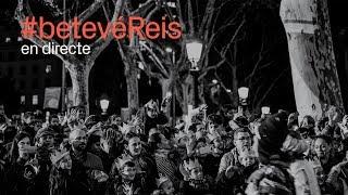 Cavalcada de Reis 2019 a Barcelona   LIVE