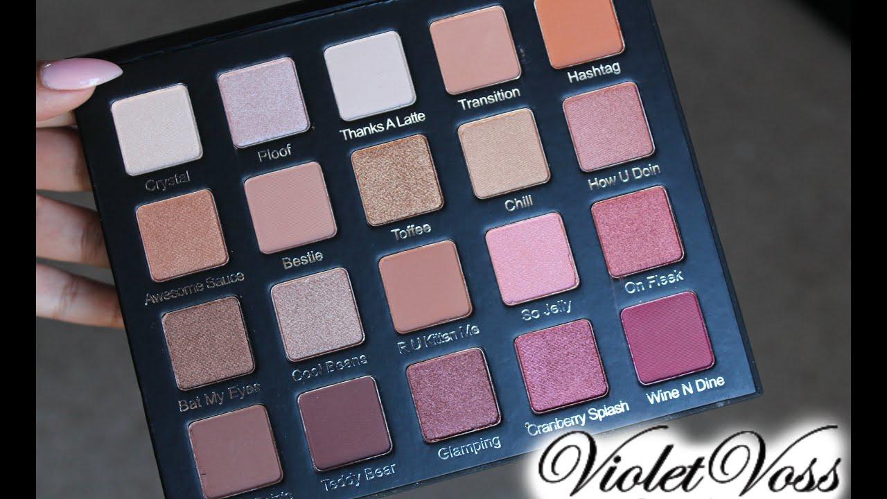 Violet Voss Holy Grail Palette