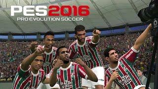 PES 2016 - Master League #27: São Paulo x Fluminense / Emoção Pura / Trave dos Milagres