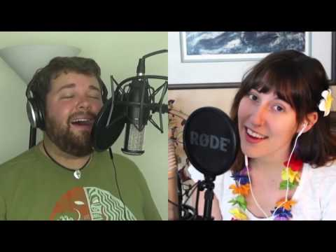Lava Song Cover - Brian Hull & Jessica Barbour