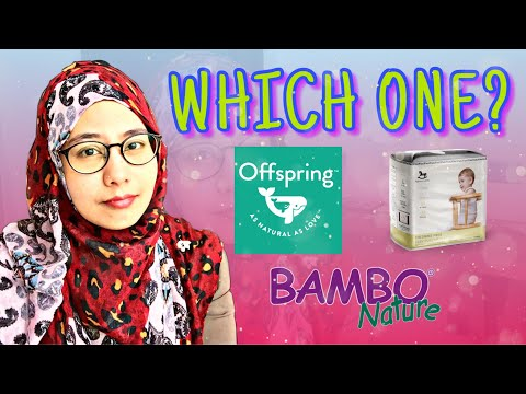 TOP 3 ORGANIC DIAPERS IN MALAYSIA 🇲🇾 | BASED ON BUDGET & WHERE TO FIND IT | MUST WATCH BEFORE BUY