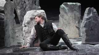 "Jean Francois BORRAS - Werther ""Pourquoi me réveiller"" - Metropolitan Opera"