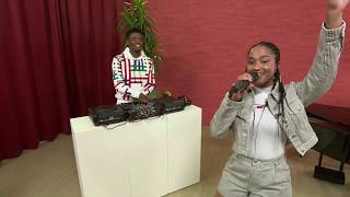 Performance by El World Music Stars: Simmy and Sun El Musician | Afternoon Express | 19 July 2019