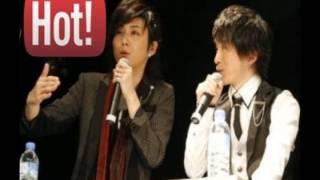 声優の梶裕貴さんと阿部敦さんのトークです。 かじくんは結構子供欲しが...