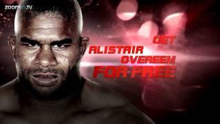 UFC Undisputed 3 - unlocking Alistair Overeem via Facebook