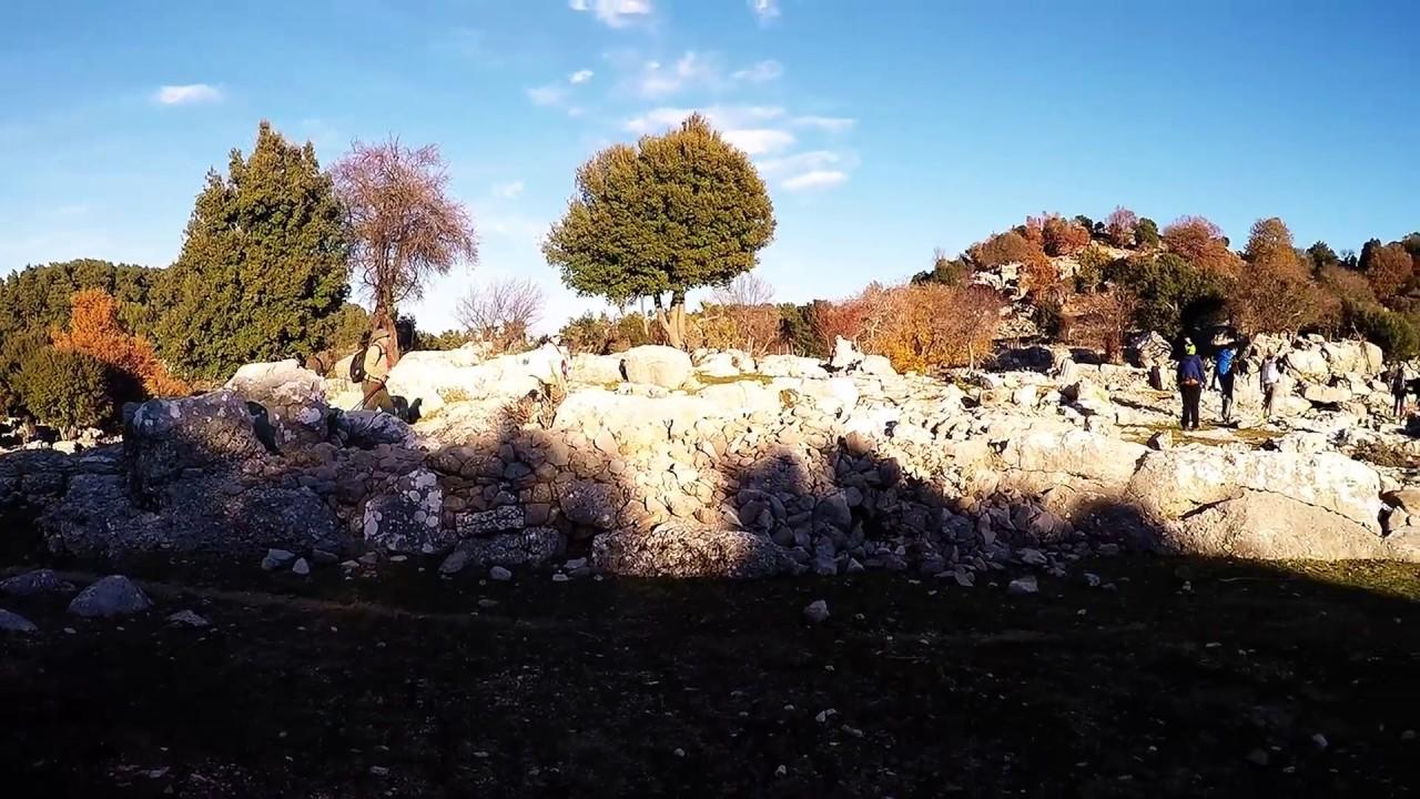 Kestanelik - Delisarnıç - Selge Antik Kenti Antalya - YouTube