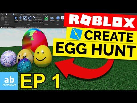 Roblox Egg Simulator Script Make A Roblox Egg Hunt Game