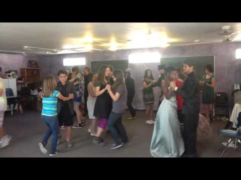 Ballroom Shake at Desert Marigold School