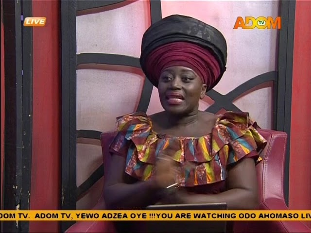 Dealing with marital abuses Pt1 - Odo Ahomaso on Adom TV (5-10-18)