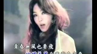 谢金燕 - 月弯弯 MV KTV 高清版