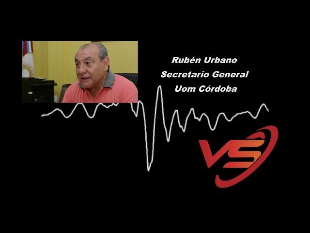 Rubén Urbano - Toma de Materfer