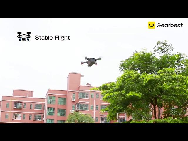 JJRC X9 5G WiFi FPV RC Drone - RTF 1080P Camera GPS Optical Flow Positioning