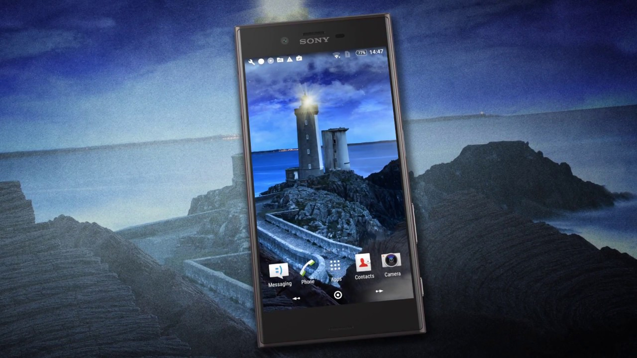 Lighthouse - Live Wallpaper Theme for Xperia