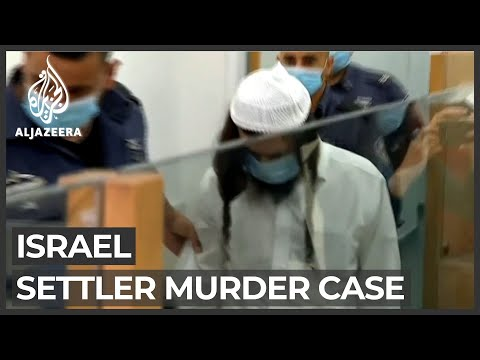 Israeli Gets Life In Prison For Murdering Palestinian Family