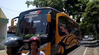 Bus Anugrah Gemilang Indonesia jetbus 2