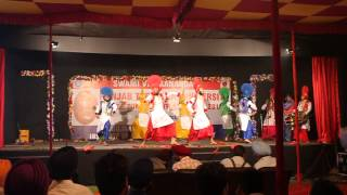 GNE Bhangra Winning Performance at PTU Interzonals 2013 at GGNIMT, Ludhiana
