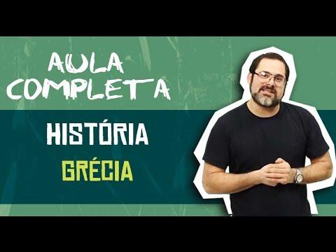 HISTÓRIA GERAL - GRÉCIA 20MIN