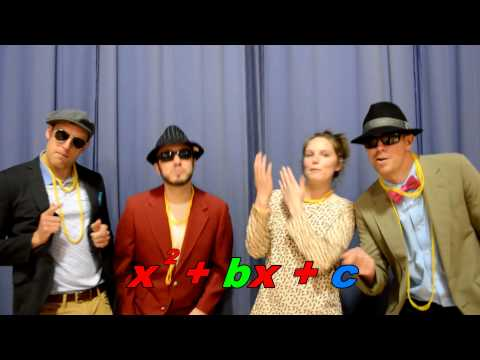 Uptown Factors (Uptown funk math parody)