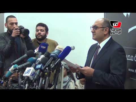 خالد علي مستمر في السباق الرئاسي: أدعو لتقديم التوكيلات في سلسلة بشرية يوم 25 يناير  - 21:21-2018 / 1 / 11
