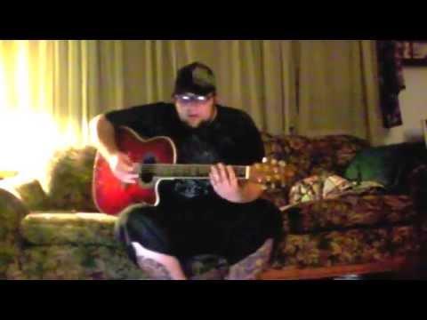 "Breaking Benjamin ""Blow Me Away"" Acoustic Cover by Steve Glasford"
