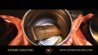 ATOMIC GOLD INC - 1