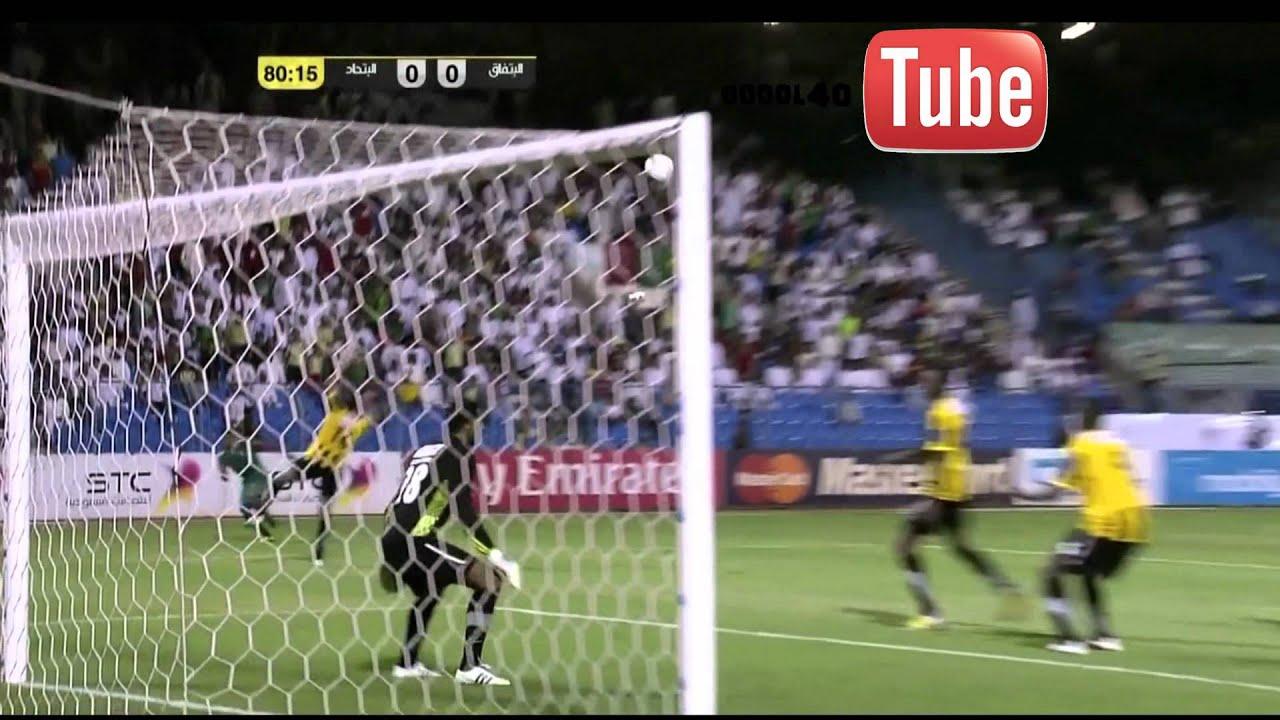 Ettifaq vs ittihad الاتفاق والاتحاد 1-0 دوري زين للمحترفين ...