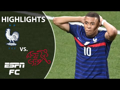 Switzerland ELIMINATES France! Euro 2020 favorite out on penalties! | Highlights | ESPN FC